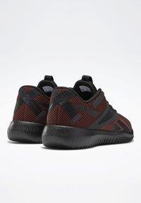 Reebok - Chaussures d'entraînement et de fitness - burgundy - 3