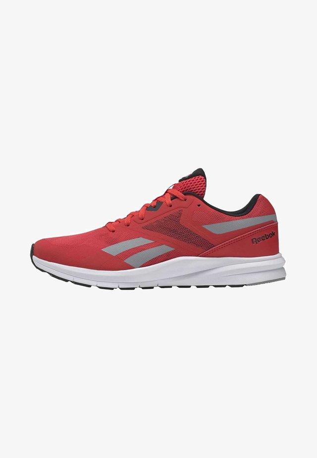 RUNNER 4.0 SHOES - Obuwie do biegania treningowe - radiant red