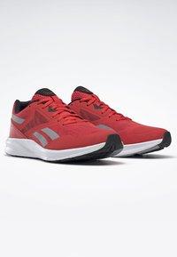Reebok - RUNNER 4.0 SHOES - Chaussures de running neutres - radiant red - 3