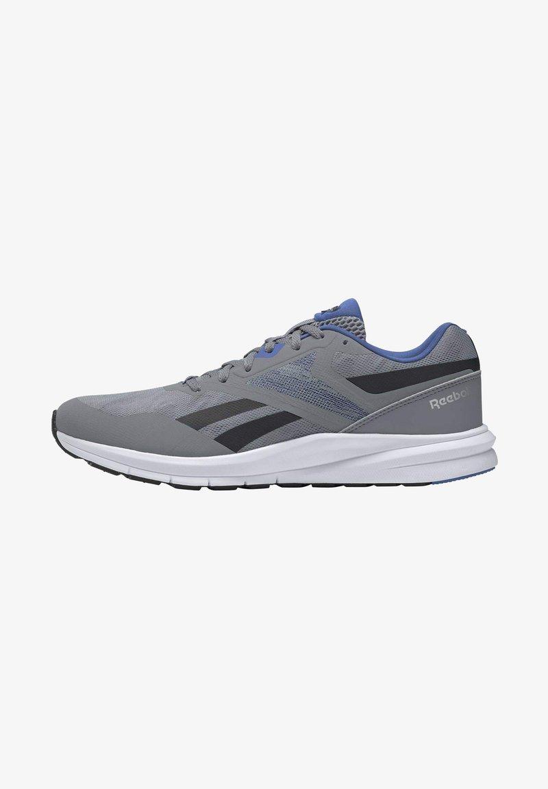 Reebok - REEBOK RUNNER 4.0 SHOES - Obuwie do biegania treningowe - gray