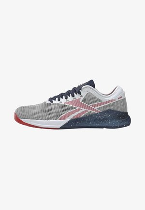 NANO 9.0 SHOES - Sneaker low - white/blue/red