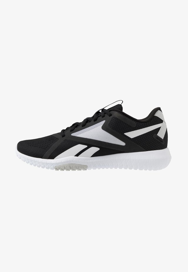 FLEXAGON FORCE 2.0 - Zapatillas de entrenamiento - black/white