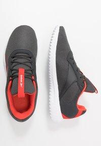 Reebok - FLEXAGON ENERGY 2.0 - Zapatillas de entrenamiento - true grey/pure grey/red - 1