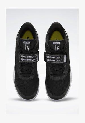 LIFTER PR II - Sportschoenen - black/white/chartr