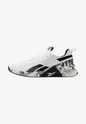FLASHFILM TRAIN 2.0 - Sportschoenen - white/black