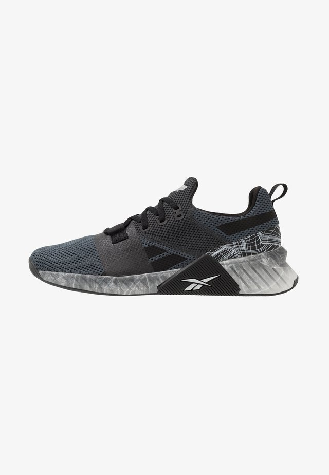 FLASHFILM TRAIN 2.0 - Sports shoes - black