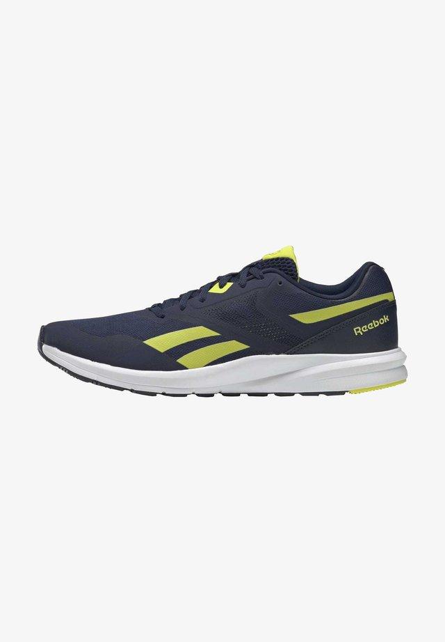 REEBOK RUNNER 4.0 SHOES - Obuwie do biegania treningowe - blue