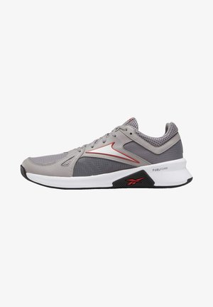 ADVANCED TRAINER SHOES - Sneakersy niskie - grey