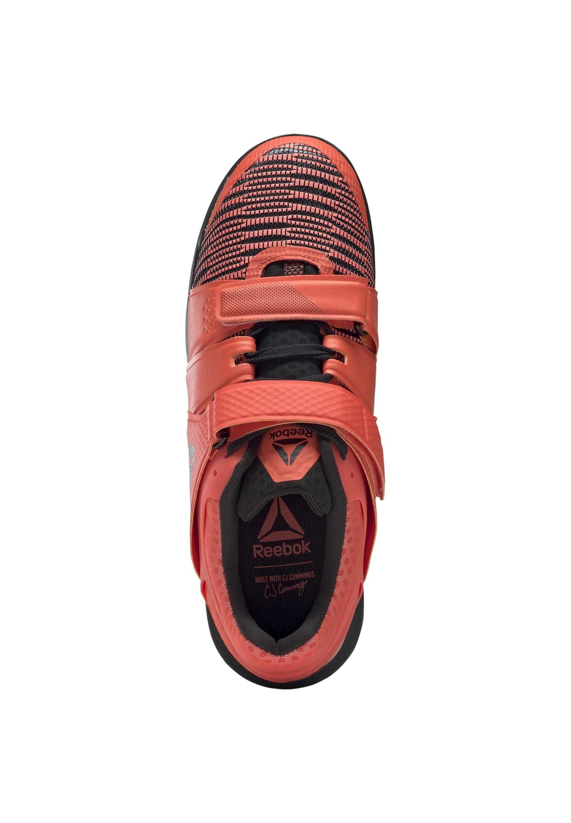 Reebok Legacy Lifter Flexweave Shoes - Gym- & Träningskor Orange