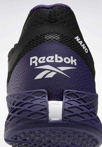 Reebok - REEBOK NANO X SHOES - Trainers - black - 2