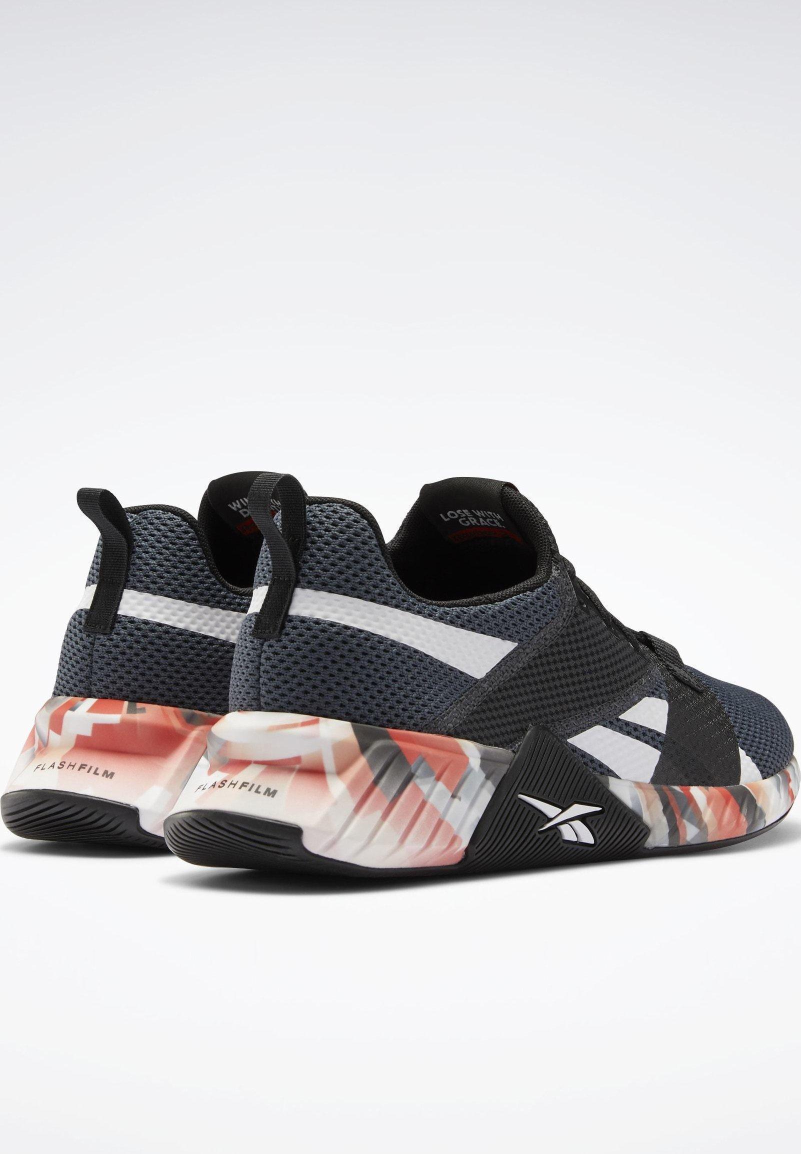 FLASHFILM TRAIN 2 Chaussures d'entraînement et de fitness black