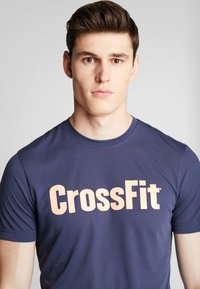 Reebok - CROSSFIT SPEEDWICK GRAPHIC - T-shirt sportiva - royal blue - 3