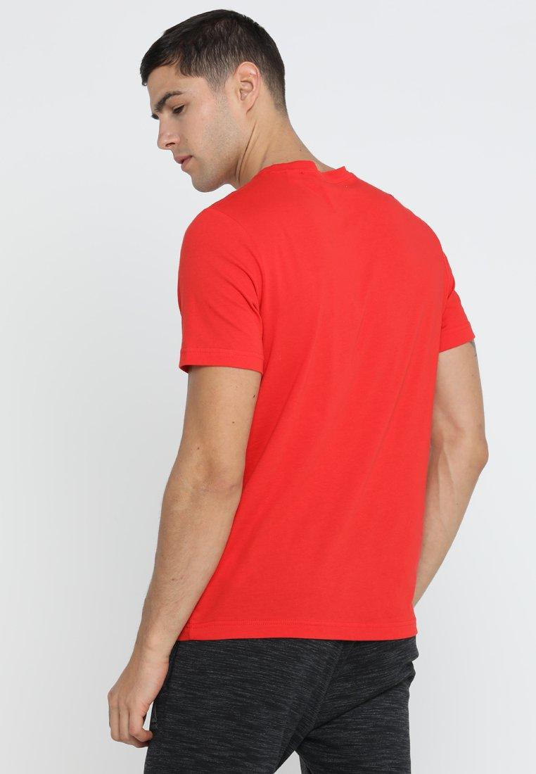 ReadT Red Reebok Linear Imprimé shirt Motor xorCedBW