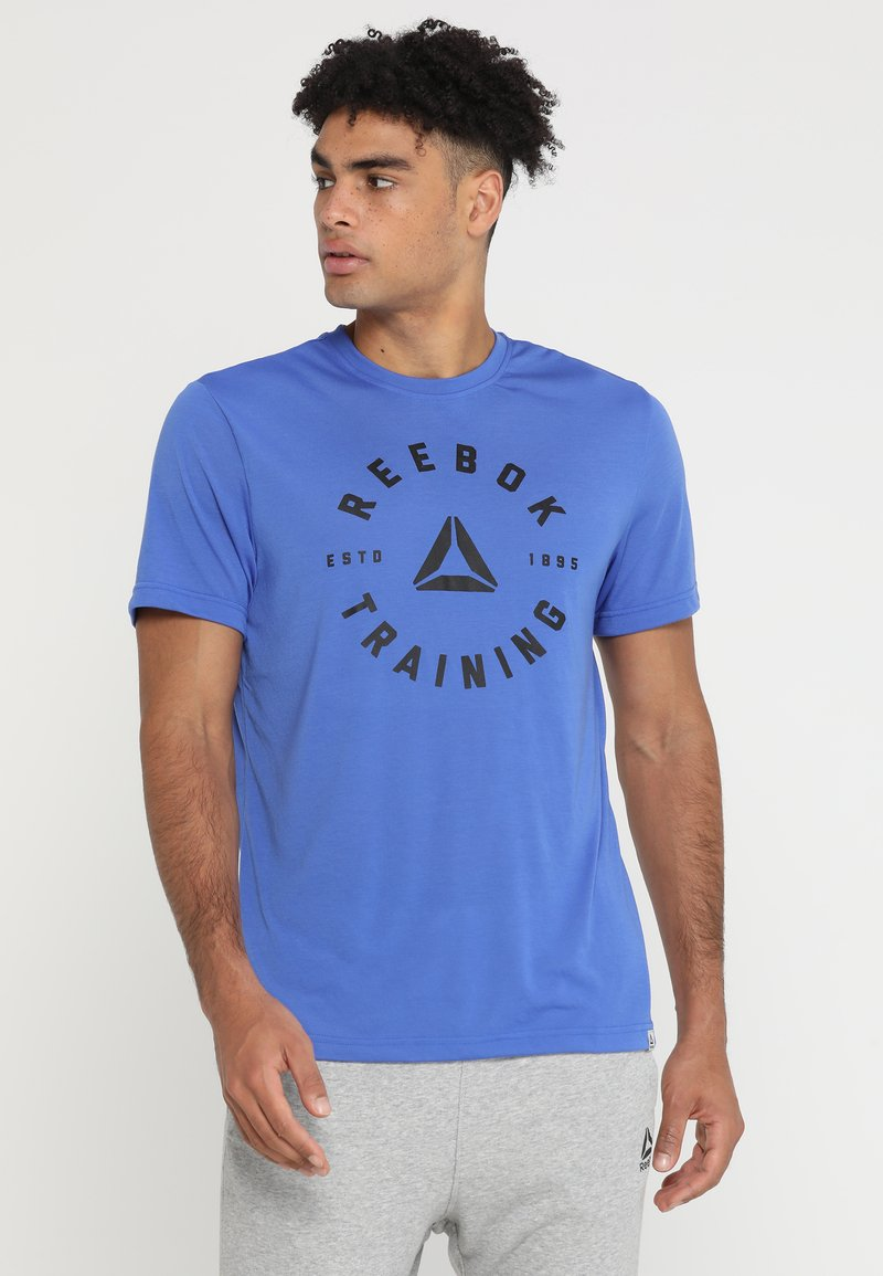 Reebok - TRAINING SPEEDWICK TEE - T-Shirt print - crucob