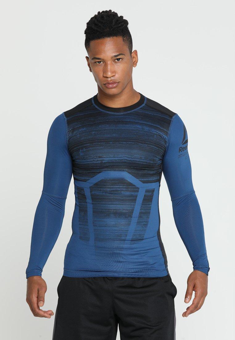 Reebok - Sports shirt - blue