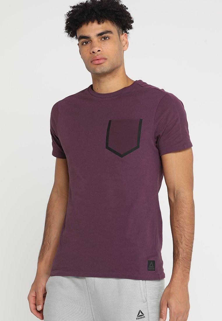 Reebok - MOVE TEE - T-Shirt print - urbvio