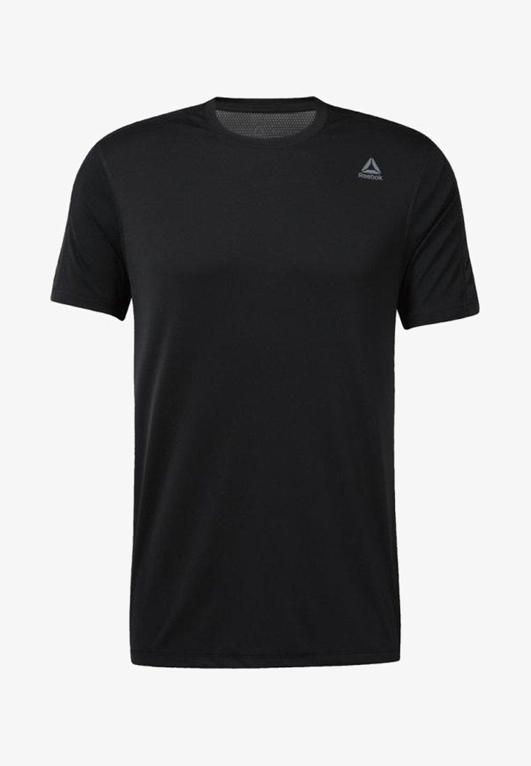 Reebok - T-shirt print - black