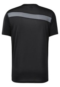 Reebok - Print T-shirt - black - 1