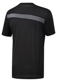 Reebok - Print T-shirt - black - 3