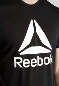 Reebok - WORKOUT READY - Camiseta de deporte - black - 5