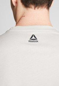Reebok - TEE - Långärmad tröja - stone - 6