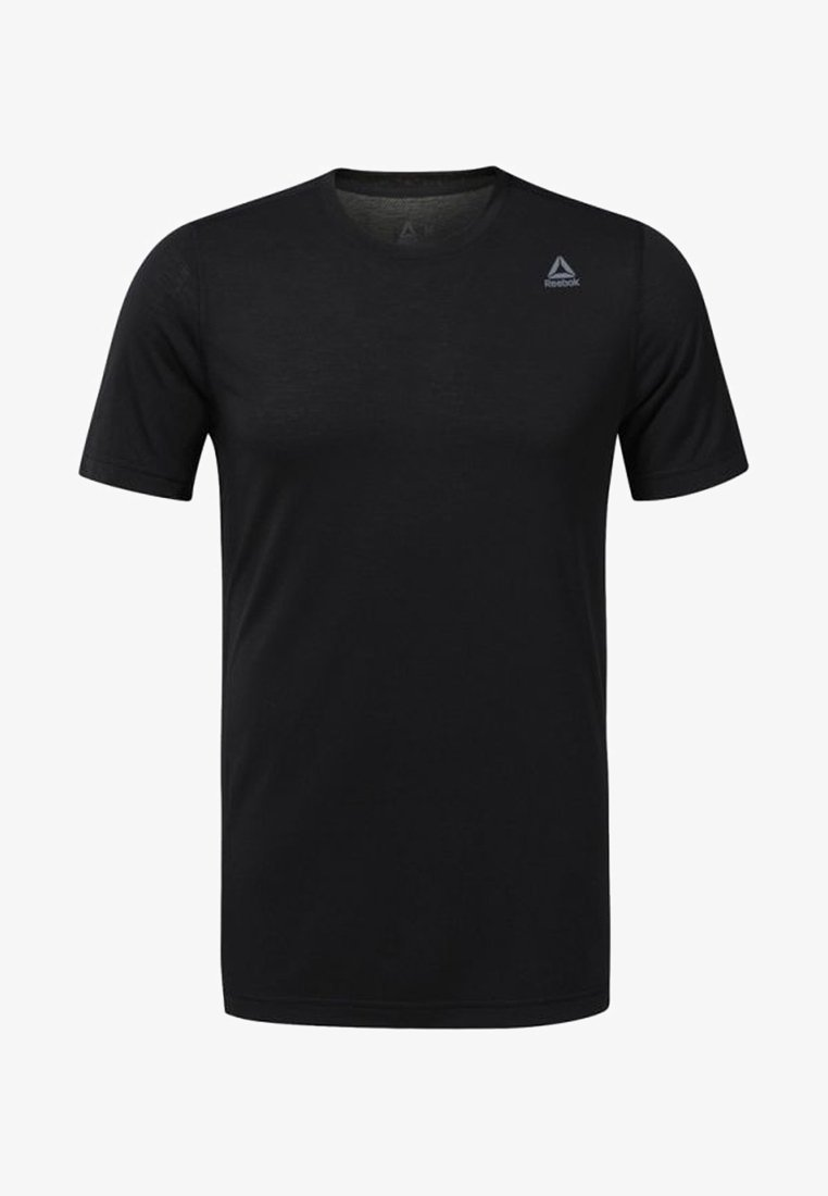 Reebok - WOR SUPREMIUM TEE - T-shirt basic - black