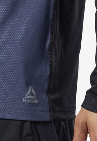 Reebok - ONE SERIES TRAINING SMARTVENT TOP - T-shirt à manches longues - heritage navy - 3