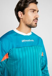 Reebok - MYT TRAINING LONG SLEEVE T-SHIRT - T-shirt à manches longues - seatea - 4