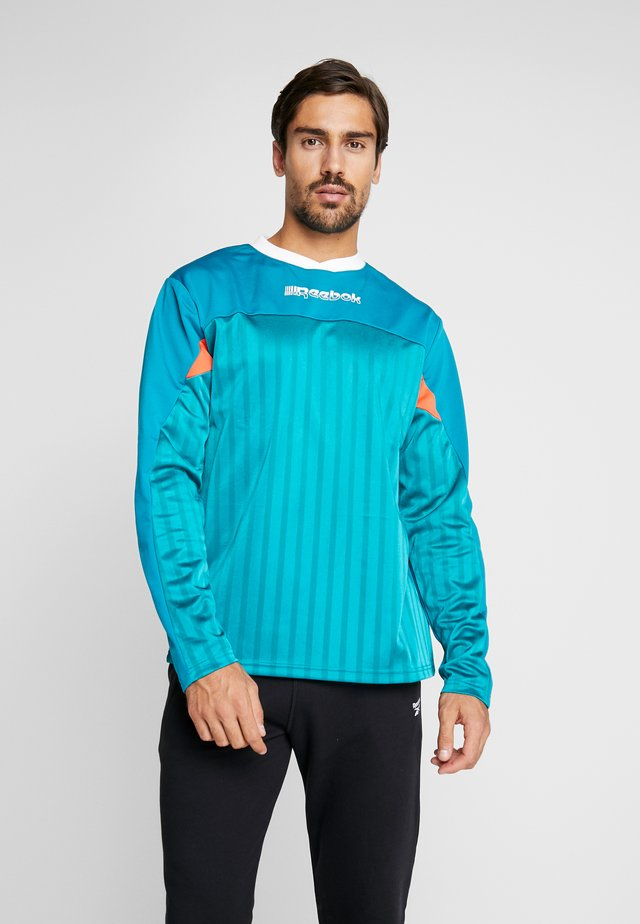 MYT TRAINING LONG SLEEVE T-SHIRT - Top s dlouhým rukávem - seatea