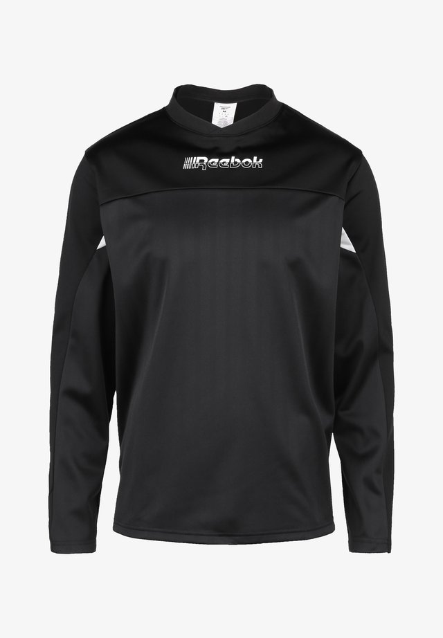 MYT TRAINING LONG SLEEVE T-SHIRT - Langærmede T-shirts - black