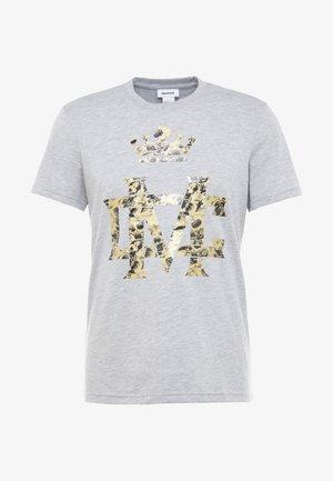 CONOR MCGREGOR SPORT MMA SHORT SLEEVE TEE - T-shirt med print - medium grey heather
