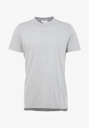TEE - Jednoduché triko - medium grey heather