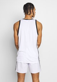 Reebok - BBALL TANK - Top - white