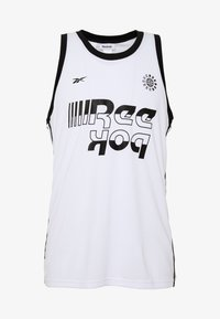 Reebok - BBALL TANK - Top - white - 3