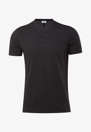 TRAINING ESSENTIALS TEE - T-shirt basic - black