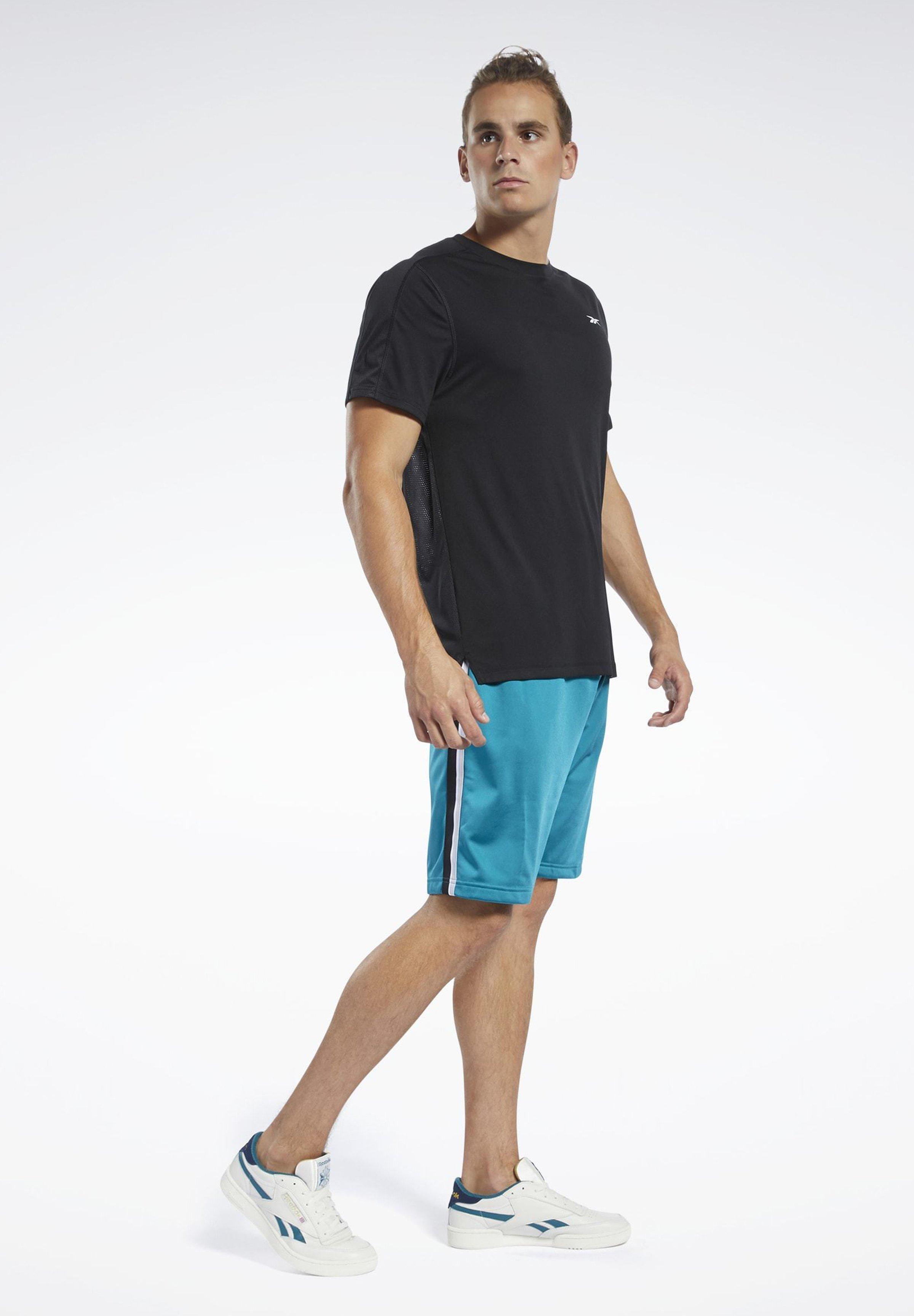 Reebok Workout Ready Tech Tee - T-shirt Basique Black