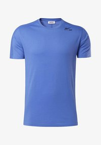Reebok - SPEEDWICK MOVE TEE - Print T-shirt - blue - 6