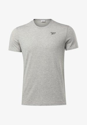 TRAINING ESSENTIALS CLASSIC TEE - T-shirt basique - grey