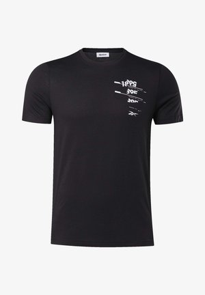 GRAPHIC TEE - T-Shirt print - black