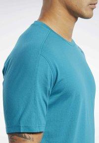 Reebok - SPEEDWICK MOVE TEE - Print T-shirt - seaport teal - 4
