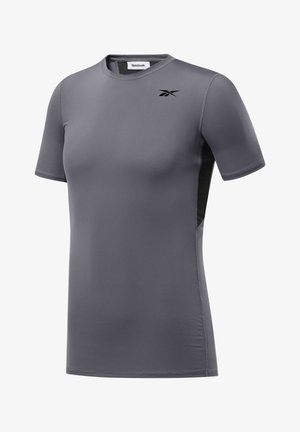 WORKOUT READY COMPRESSION TEE - T-shirt de sport - gray