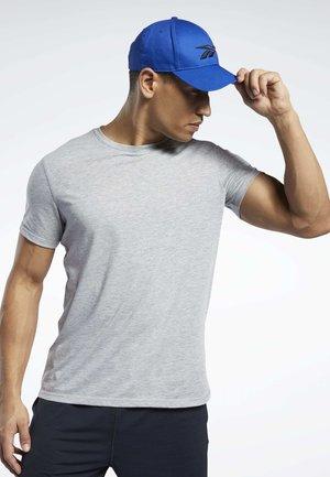 WORKOUT READY JERSEY TECH TEE - T-shirt print - grey