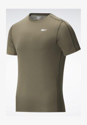 WORKOUT READY  - T-shirts basic - green