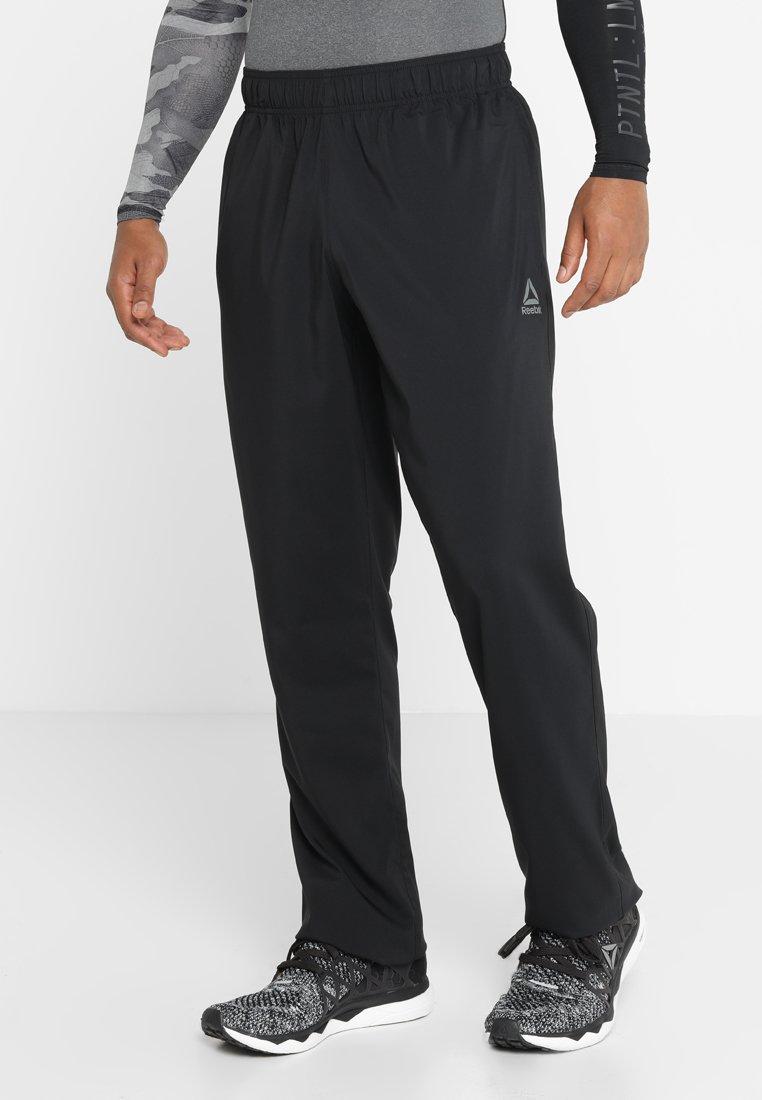 Reebok - TRAINING ESSENTIALS - Pantalones deportivos - black
