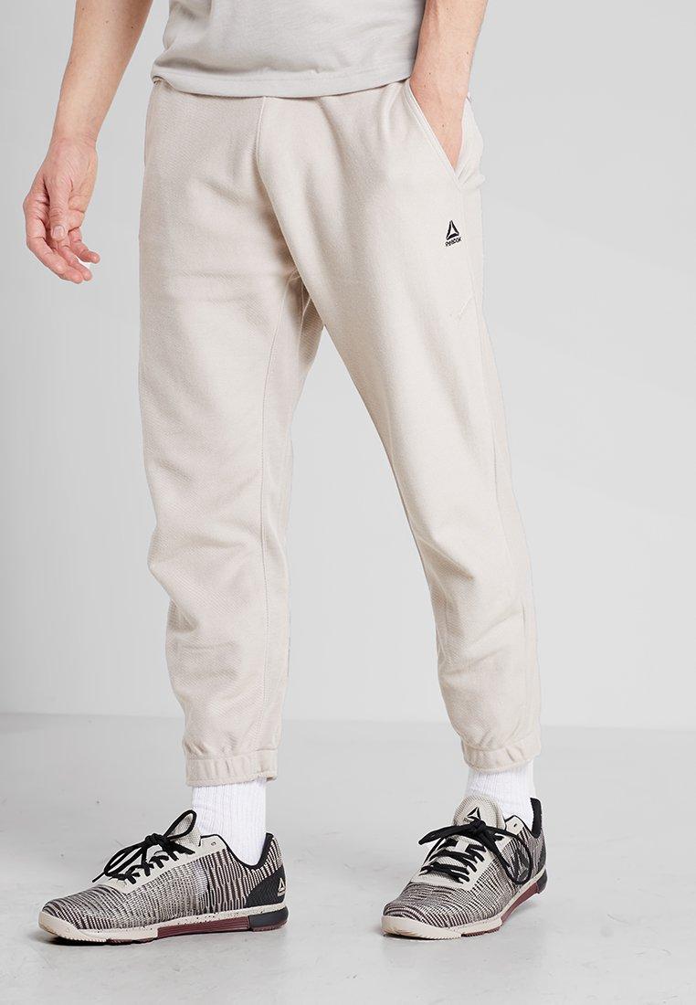 Reebok - JOGGER - Pantaloni sportivi - sand