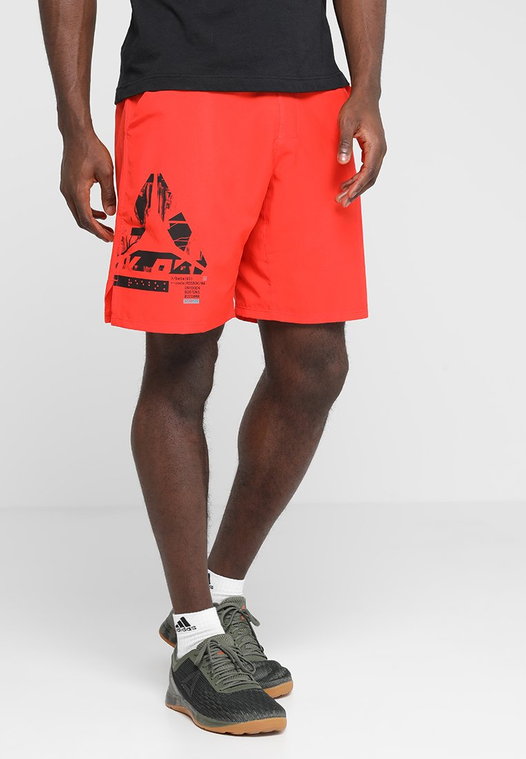 Reebok - OST EPIC  SHORT - Sports shorts - canton red