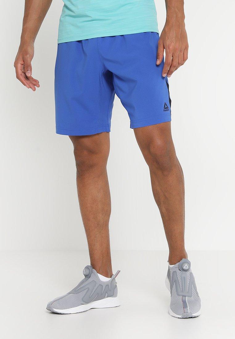 Reebok - WOR SPEEDWICK TRAINING SHORTS - Sports shorts - blue