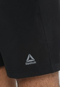 Reebok - WOR SPEEDWICK TRAINING SHORTS - Pantaloncini sportivi - black - 5