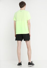 Reebok - SHORT - Pantalón corto de deporte - black - 2