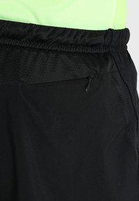 Reebok - SHORT - Pantalón corto de deporte - black - 5
